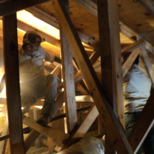 Animal Rangers Attic Cleaning and Insulation