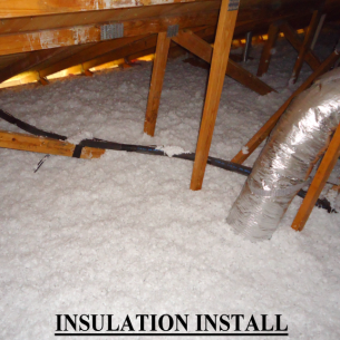 Animal Rangers Attic Insulation Services