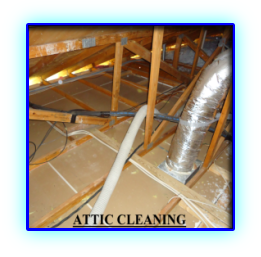Attic Sanitizing & Disinfecting